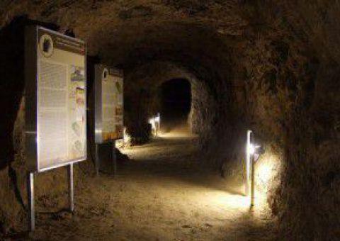 Tettyei Mésztufa-barlang