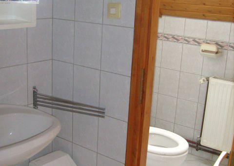 A szobák fürdőszobásak